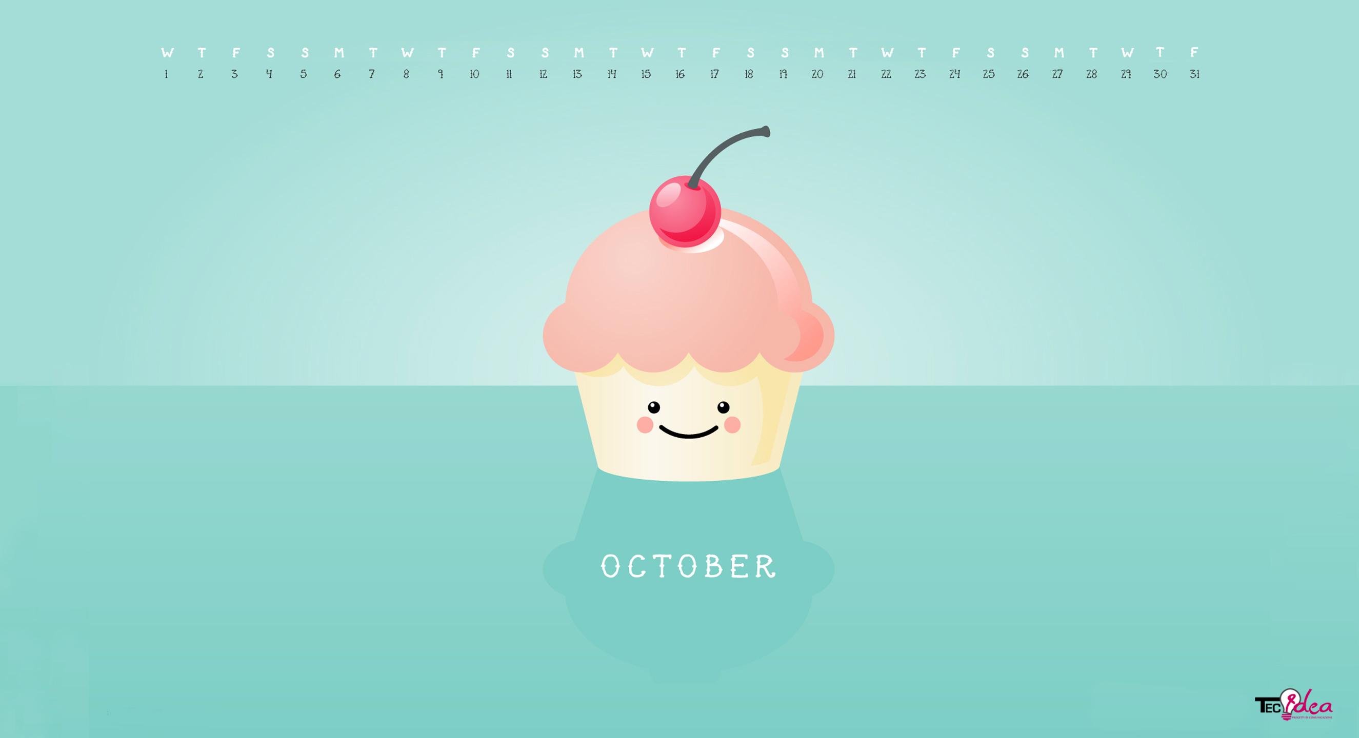 Ottobre 2014 - Cupcake
