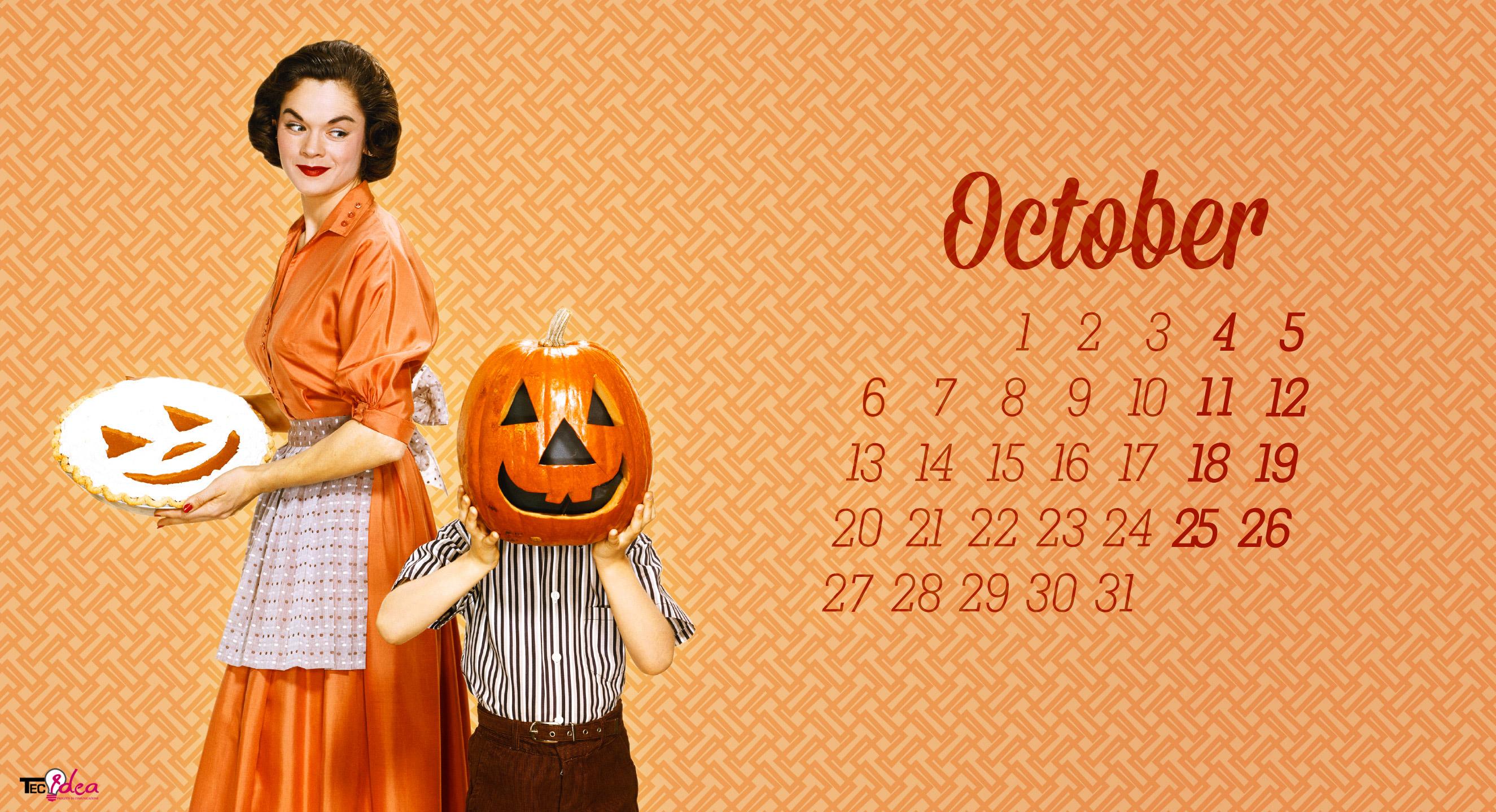 Ottobre 2014 - Halloween retrò