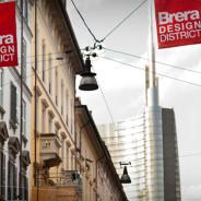Passeggiando per Brera