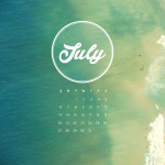 Calendario desktop Playa_1920x1200