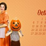 "Sfondo ""Halloween retrò"" - 1920x1200 px"