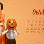 "Sfondo ""Halloween retrò"" - 2560x1440 px"