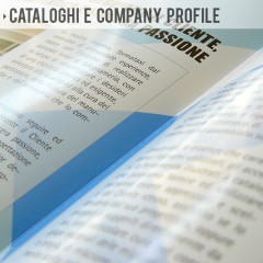Cataloghi e Company Profile