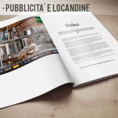 Pubblicità e locandine