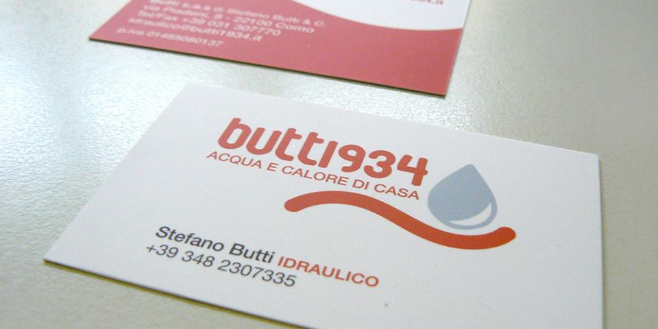 Biglietti da visita e coordinati aziendali